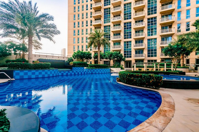 Elite Holiday Homes Burj Khalifa view 3 BHK Apart
