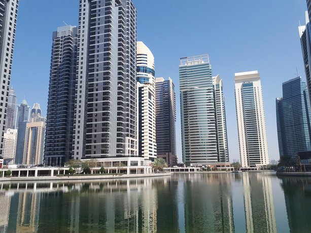 Beautifully Furnished Studio In The Heart Of Jlt