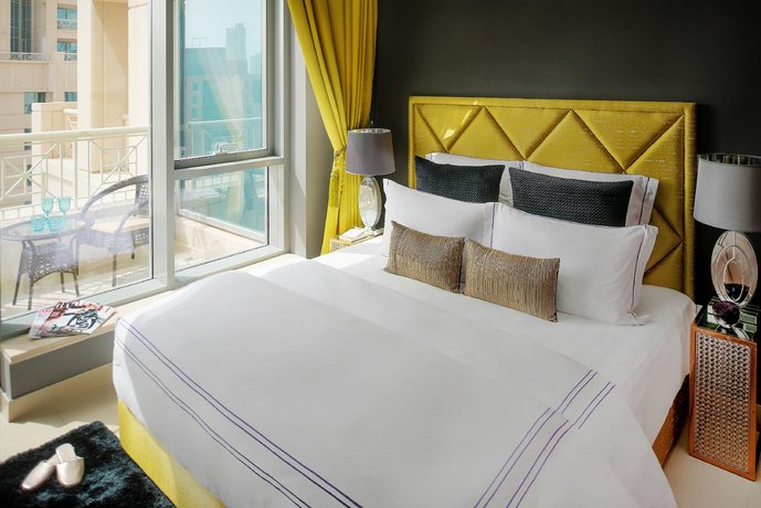 Dream Inn - 29 Bouelvard 2 Bedroom with Private Terrace in Tower 1