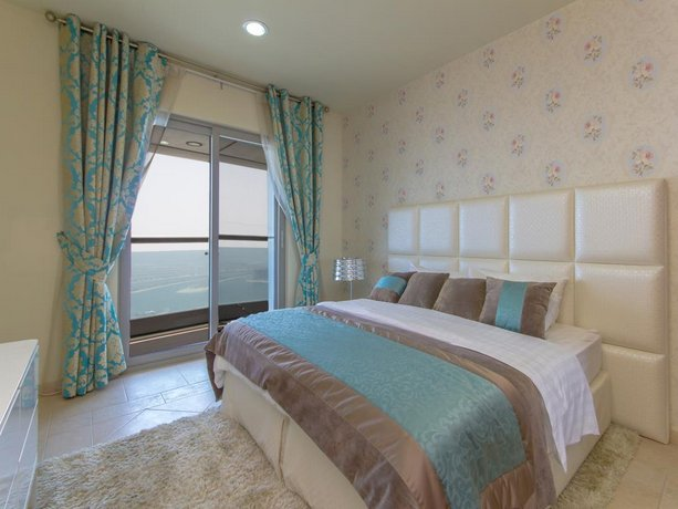 Sea View 3 Bedroom Duplex in Princess Tower