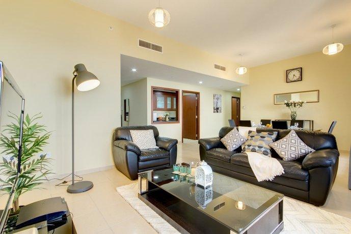 Stunning Full Sea view 3 bedrooms in JBR