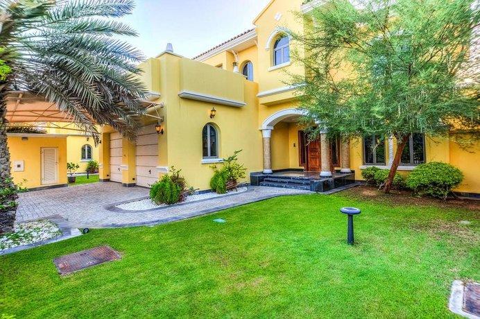 Lux holiday villa