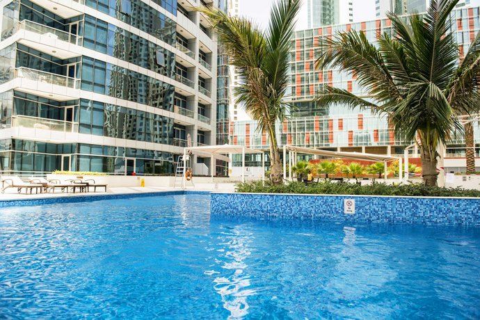 Key One Holiday Homes-Bay Central 1BR 1601