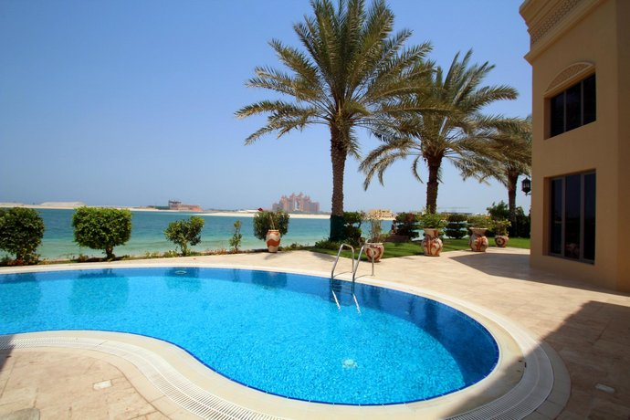 E&T Holiday Homes - Frond K Villa
