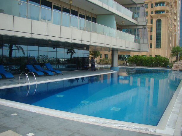 Espace Holiday Homes - Ocean Heights Dubai Marina