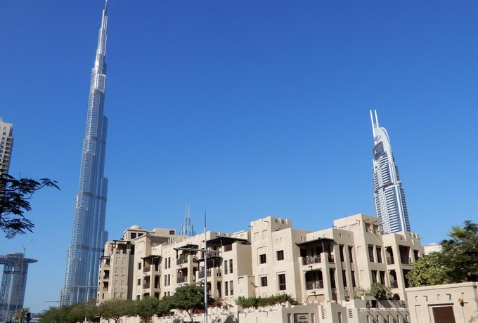 Driven Holiday Homes 1 Bed Apartment in Al Tajer