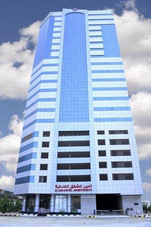 Alain Hotel Apartments Ajman