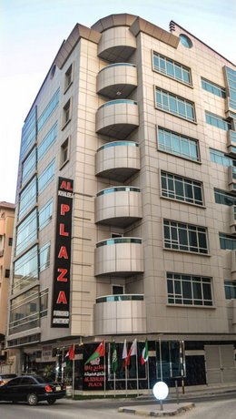 Al Khaleej Plaza Hotel Apartments