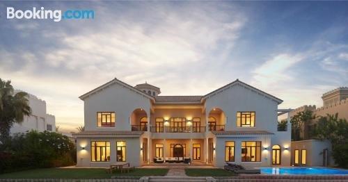 The Palm Beachfront Estate