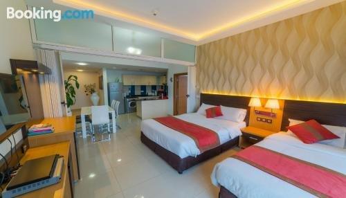 Two Bedroom Apartment - Ocean Heights luxury
