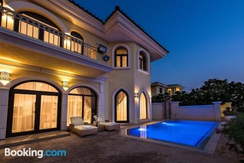 Five Bedroom Service Villa - Palm Jumeirah