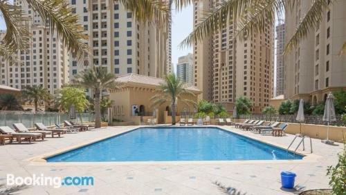 Dubai Beachfront Luxury Apartment