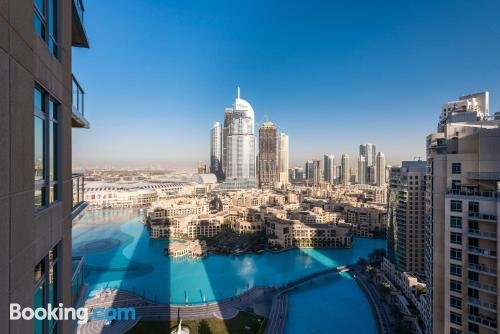 One Bedroom Apartment Dubai Fountain & Old Town View by Auberg