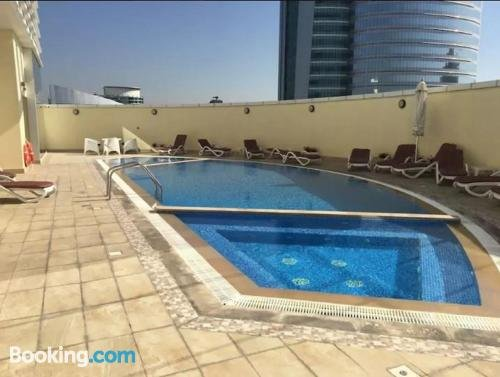 Bright and Clean Apartment in JLT