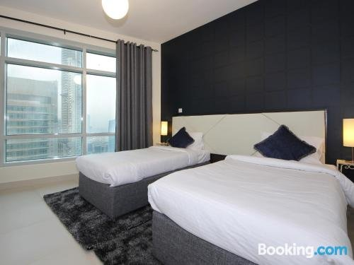 Vacation Bay Loft West Tower - Burj Khalifa View