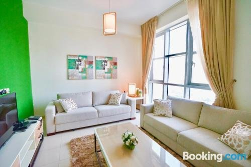 Three Bedroom Apartment - Burj Khalifa & Fountain View