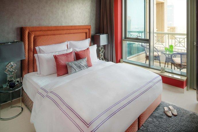 Dream Inn Dubai - 29 Boulevard Private Terrace