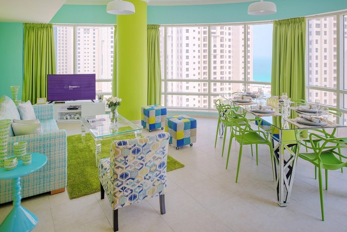 Dream Inn Dubai Apartments - Al Sahab
