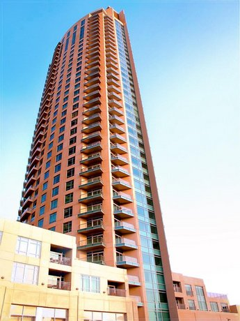 Dubai Apartments - Burj Views Great 2 Bedroom