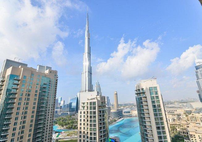 Wanderlust Ease By Emaar - Burj Khalifa View