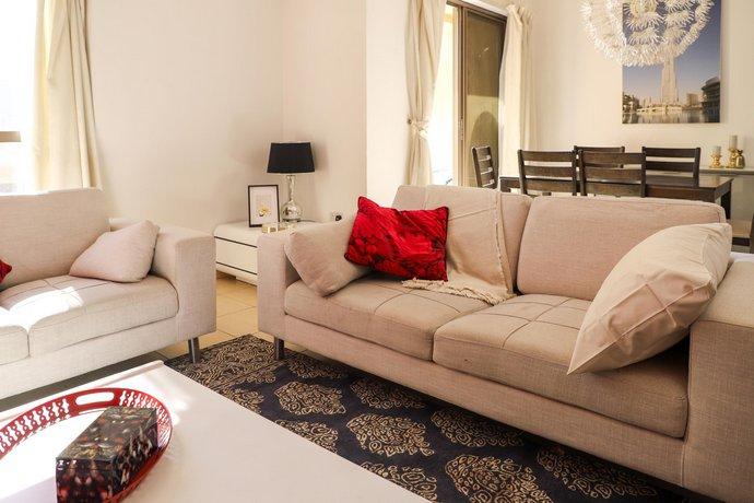 Jumeirah Beach Furnished Apartments