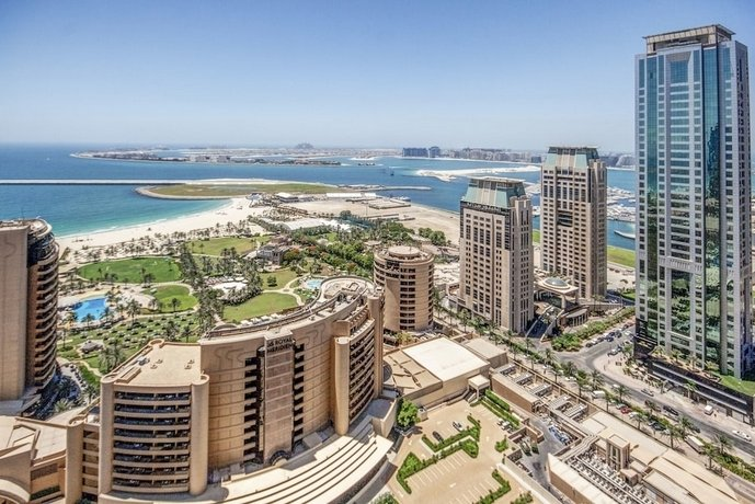Two Bedrooms in Trident Grand Residence JBR