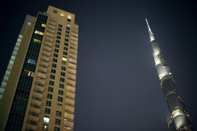 Double A Holiday Homes - Burj Residence