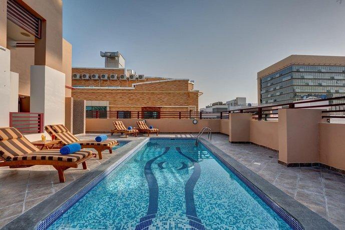 City Stay Hotel Dubai