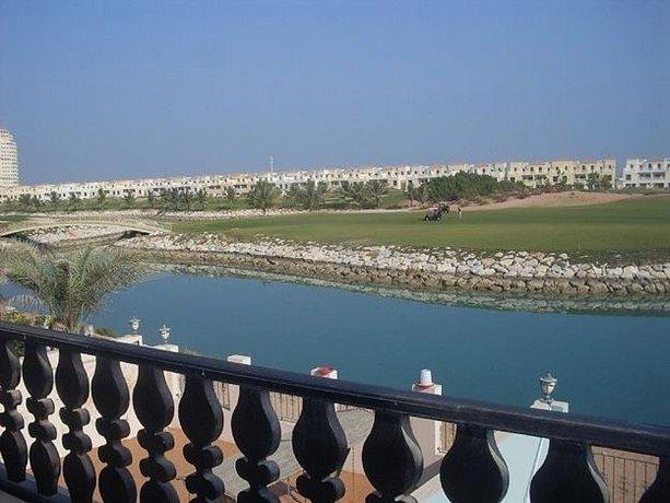 Villa 4 Bedroom - Al Hamra Village