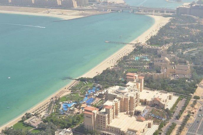 Vacation Bay-The Palm Dubai Marina And Arabian Sea