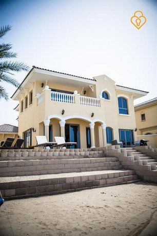Keysplease Ae Luxury 7 Bedroom Palm Villa With Private Beach