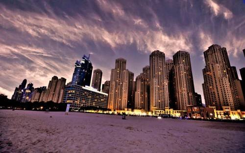 Wider View - Jumeirah Beach Residence - Sadaf