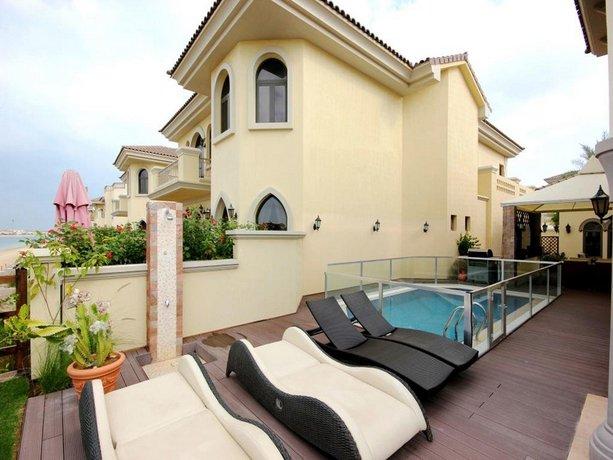 Zenith Palm Jumeirah Villa Frond C