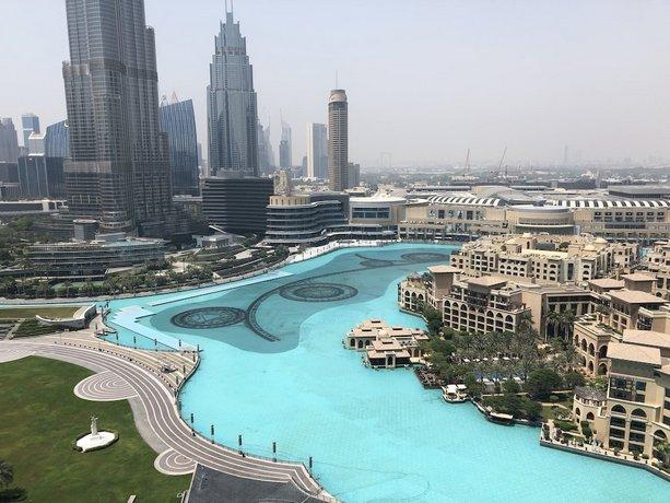 Ultimate Stay 4BR Burj Khalifa view