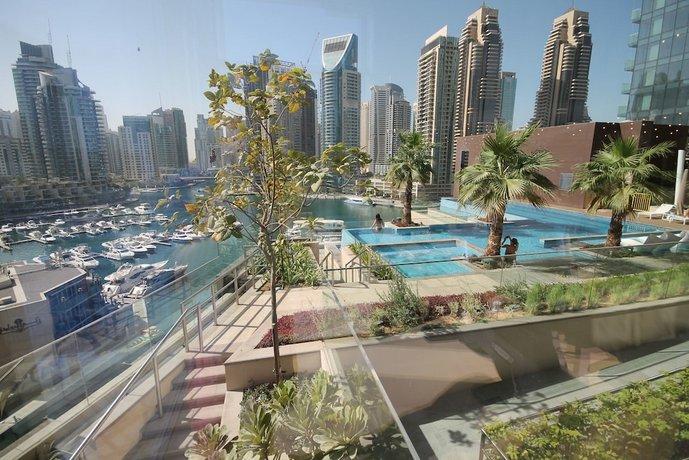 Residence Dubai Holiday Homes - Marina Gate 1