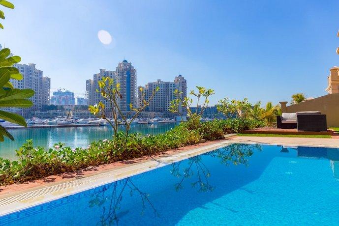 Bravoway Holiday Homes - Villa A29 The Palm Jumeirah
