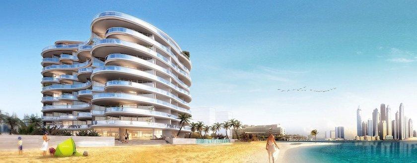 Maison Privee - Sea View Apt w/ Beach Access on Palm Jumeirah