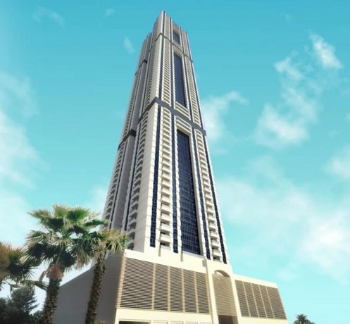 Piks Key- Sulafa Tower