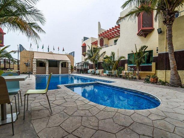 Alraha hotel apartments
