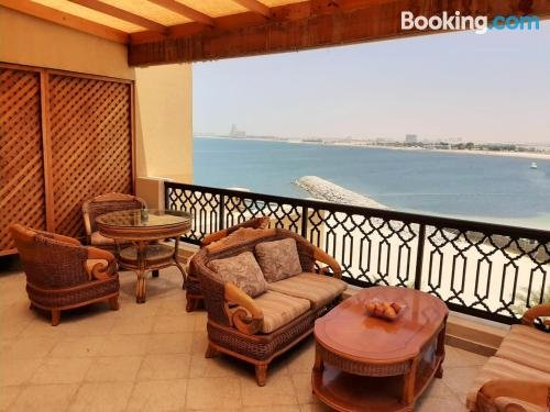 Beautiful Apartment with Full Sea View
