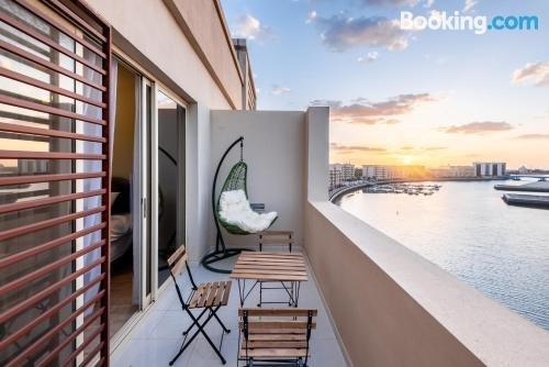 Stunning Sea View Apartments Mina Al Arab