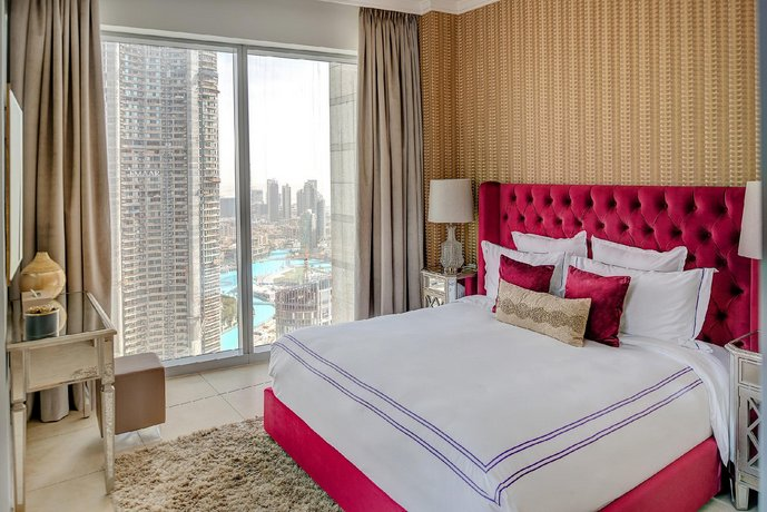 Dream Inn Dubai Apartments - 48 Burj Gate Penthouse