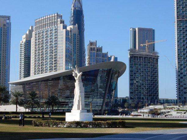 Dubai Apartments - Downtown - Burj Residences 5