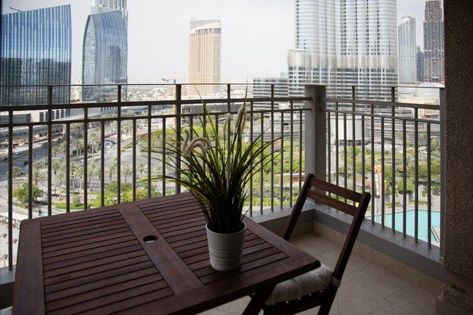 Apt Next To The Burj Khalifa Best City Views