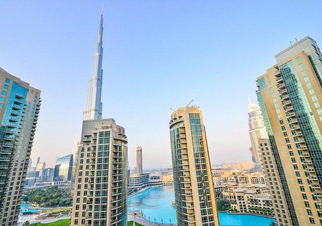 Masterpiece Ease By Emaar - Downtown Burj Khalifa & Fountain Views