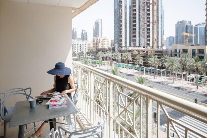 Dream Inn Dubai Apartments - 29 Boulevard 3BR Apt
