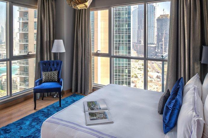 Dream Inn - Burj Residence Four Bedroom Apartment