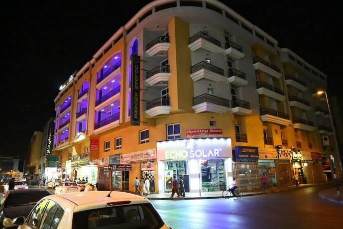 OYO 131 Golden Square Hotel Apartments