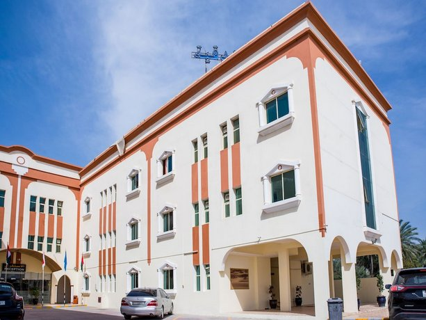 Al Nakheel Hotel Apartments Ras Al Khaimah