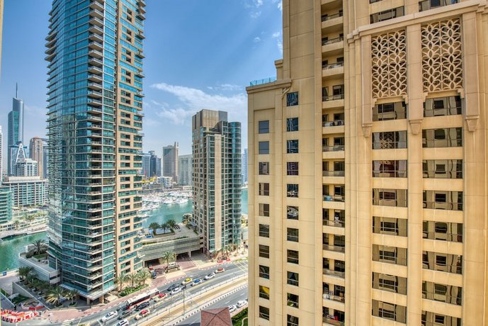Two Bedrooms in JBR Bahar by Deluxe Holiday Homes